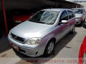 Chevrolet Corsa Hatch 1.4 Premium P Prata Flex