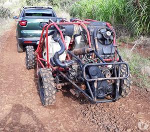 GAIOLA OFF ROAD MOTOR AP 1.8