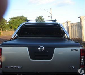 Nissan Frontier Attack Le 4x4 Top de Linha 100% Nova