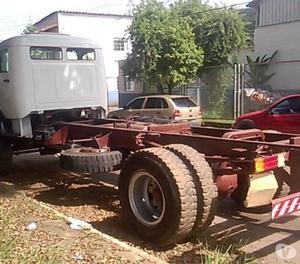 Vendo Caminhão MB  LA
