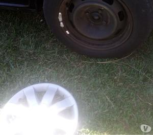 Troco rodas 15 por rodas 14 de 4 furros