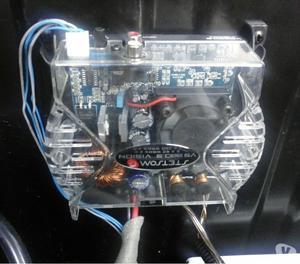 caixa de som e módulo ótimo estado