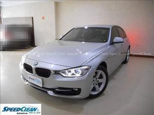 BMW Serie 3 2.0 Sport 16v Turbo Active Flex 4p Automático