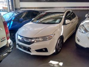 HONDA CITY AUT. EX 1.5 FLEX - BRANCO -