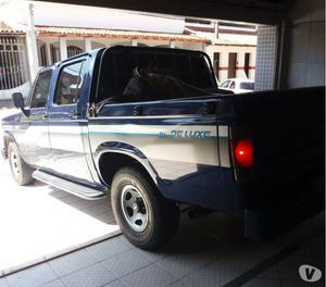 D20 De Luxe Cabine Dupla Turbo Diesel