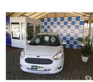 Ford Ka Sedan S E  Flex Carro Impecável Completo!