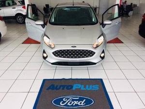 Ford Fiesta 1.6 Ti-vct Flex Se Plus Powershift  em Lages
