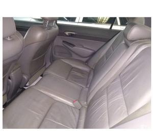 HONDA Civic LXS Automático Couro Completo