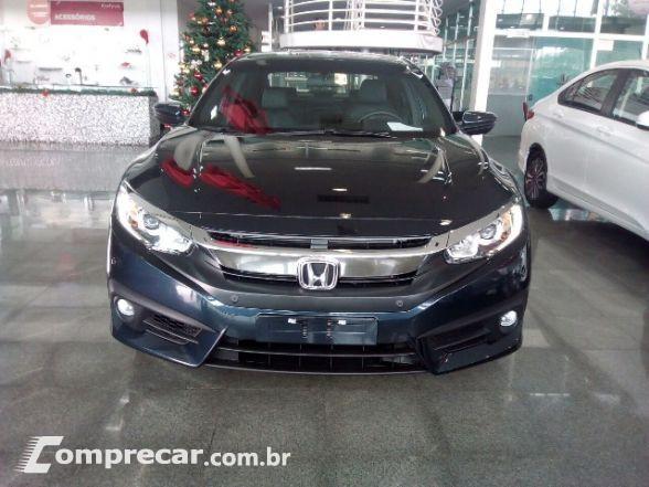 CIVIC V EXL CVT - Honda -  - BICOMBUSTÍVEL -