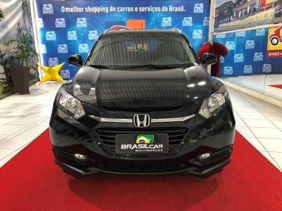 Honda HR-V v Flex Exl 4p Automático  em Blumenau