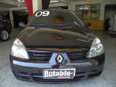 Renault Clio 1.0 Campus 16v Flex 4p Manual  em Blumenau