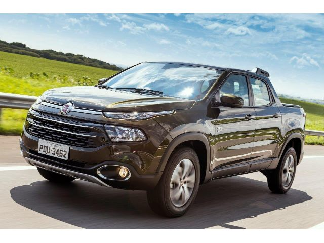 Fiat Toro Freedom 2.0 diesel AT9 4x