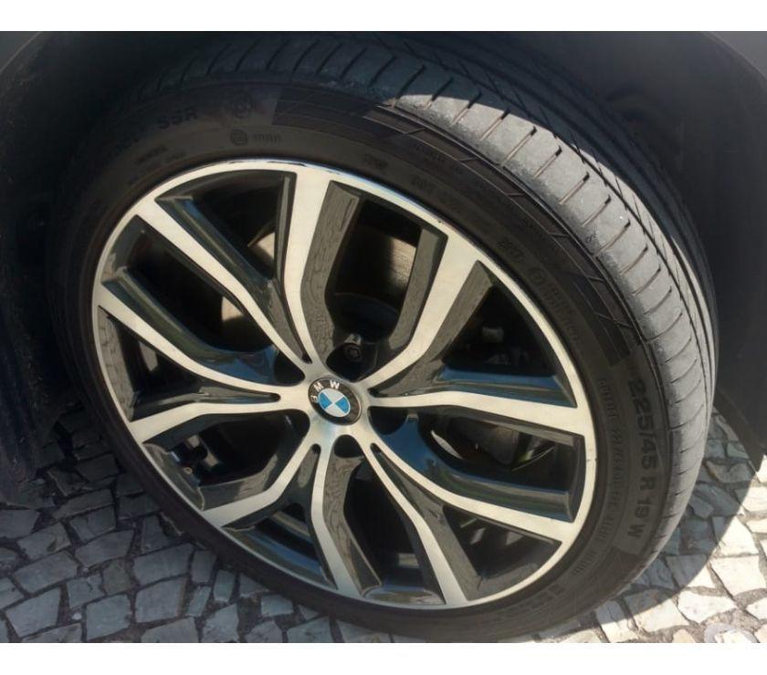 BMW X1 XDRIVE 25 SPORT  BLINDADA 5 M KM
