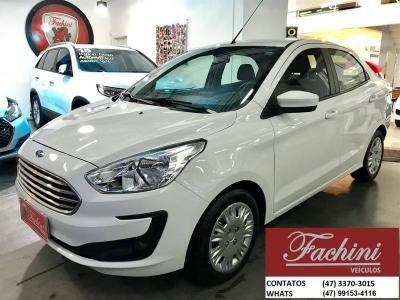 Ford KA 1.5 Ti-vct Flex Se Sedan Manual  em Jaraguá do