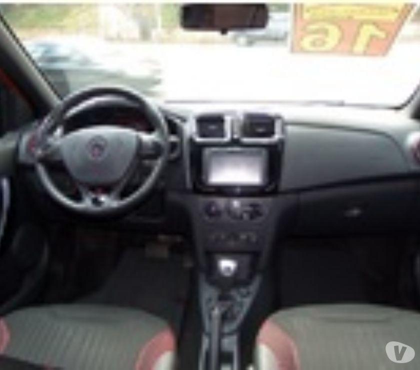 Renault Sandero RipCurl Easy-R 1.6 8V (FLEX)