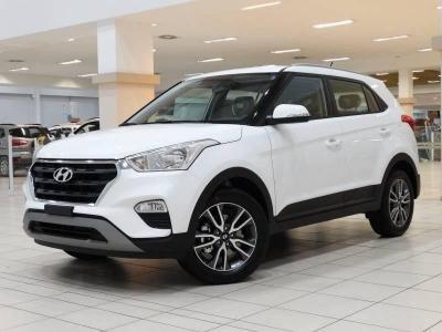 Hyundai Creta v Flex Pulse Plus Automático  em