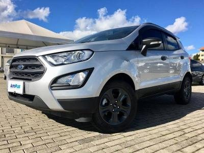 Ford EcoSport 1.5 Ti-vct Flex Freestyle Manual  em Lages