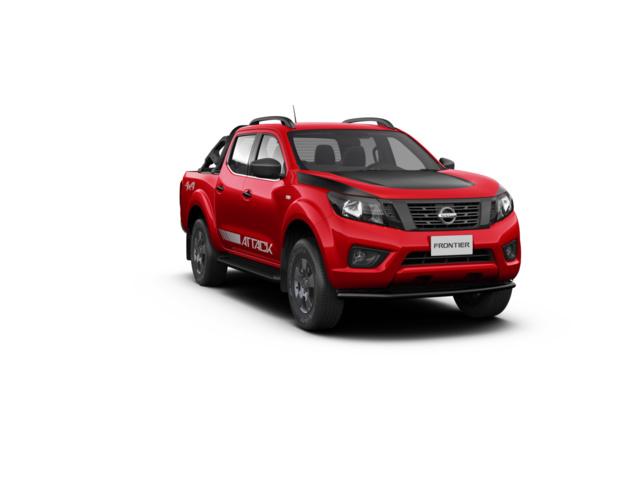 Nissan Frontier 2.3 TD CD Attack 4x4 (Aut)