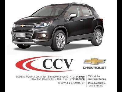 Chevrolet Tracker v Turbo Flex Premier Automático