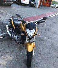 Honda CB 300 R P Dourado Gasolina