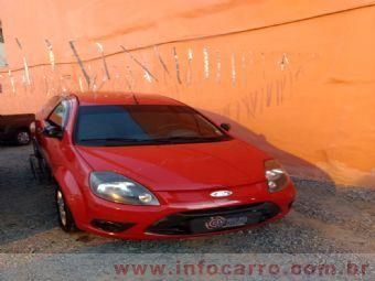 Ford Ka Hatch P Vermelho Flex