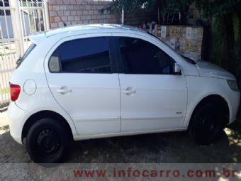 Volkswagen Gol Gol GP Branco Gasolina