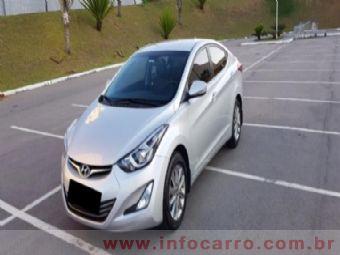 Hyundai Elantra  CV P Prata Flex