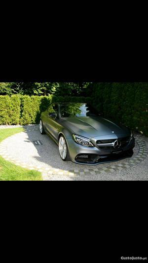Mercedes c 63 s AMG speedshift Junho/15 - à venda -