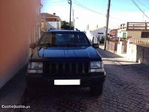 Jeep Grand Cherokee Laredo 2.5 TD Dezembro/97 - à venda -