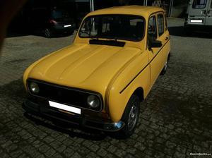 Renault 4 GTL Março/87 - à venda - Ligeiros Passageiros,
