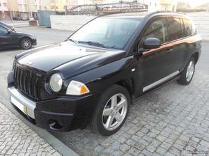 Jeep Compass 2.0 CRD Setembro/07 - à venda - Ligeiros