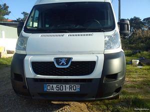 Peugeot Boxer 7 lugares Março/07 - à venda - Monovolume /