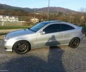 Mercedes benz classe c c30 cdi amg sport coupe diesel for Mercedes benz c30