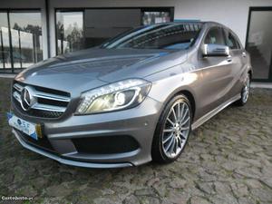 Mercedes-Benz A 200 CDi BE AMG LINE Outubro/13 - à venda -