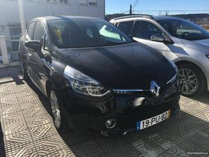 Renault Clio Dynamique S 1.5 DCi 90Cv Abril/15 - à venda -
