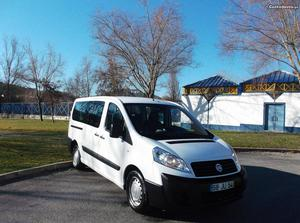 Fiat Scudo 1.6 M-JET Longo 9 L Outubro/10 - à venda -