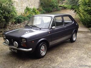 Fiat 127 Abarth Janeiro/80 - à venda - Ligeiros