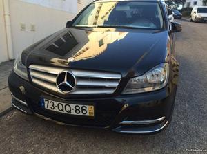 Mercedes-Benz C 180 Avantgard BE Julho/11 - à venda -
