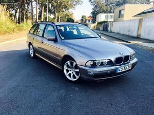 BMW 520 d Touring Setembro/00 - à venda - Ligeiros