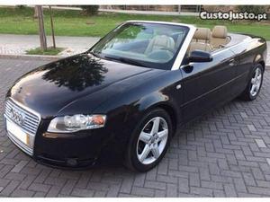 Audi A4 cabriolet Junho/06 - à venda - Descapotável /