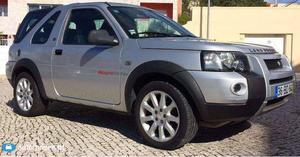 Land Rover Freelander cabrio €