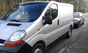 Renault Trafic trafic dci 100cv Abril/02 - à venda -