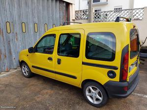renault kangoo 4x4 1 9 80cv manual diesel cozot carros. Black Bedroom Furniture Sets. Home Design Ideas
