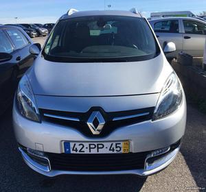 Renault Grand Scénic 1.5 DCi DYNAMIQUE S 110Cv 7L Março/15