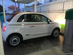 Fiat 500C cabrio twinair turbo Fevereiro/11 - à venda -