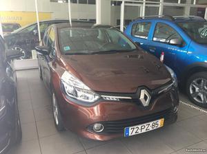 Renault Clio 1.5 DCi DYNAMIQUE S 90Cv Junho/15 - à venda -