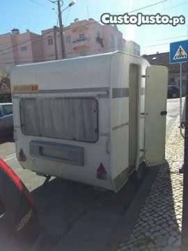 caravana pluma 90 - à venda - Autocaravanas, Setúbal -