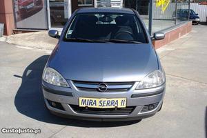 Opel Corsa 1.2i Enjoy 5 Pts Ac Julho/05 - à venda -