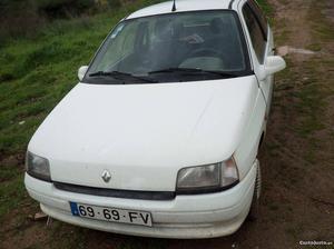 Renault Clio Novembro/95 - à venda - Comerciais / Van, Beja