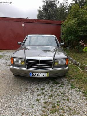 Mercedes-Benz S 300 w126 Agosto/88 - à venda - Ligeiros